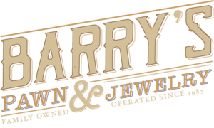 Logo Barry's Pawn and Jewelry