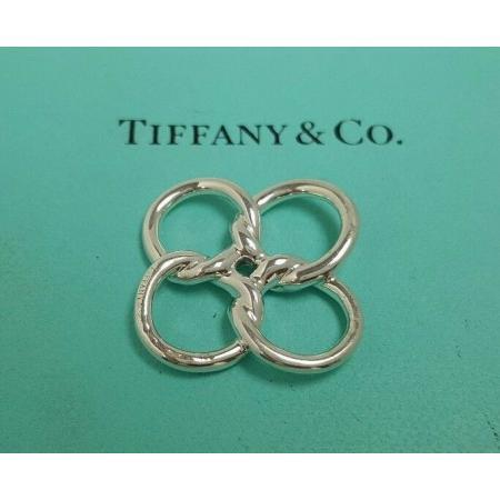 Tiffany-Co-Silver-Elsa-Peretti-Quadrifoglio-Flower-Lucky-Clover-Pendant-Charm-182496748417