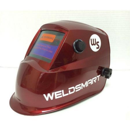 Weldsmart-Auto-Darkening-Welding-Helmet-Red-182634699579